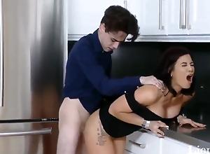 Stepmom Fucked by Stepson