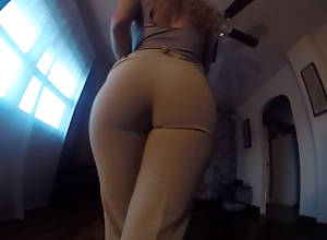 19 YR OLD, BEST ASS ON TIKTOK GETS ROUGH FUCK & ANAL! EPIC!
