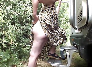camping mature slut