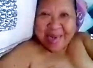 very horny Filipina granny gf pt1.