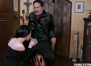 Addams Family Orgy - Kate Bloom, Audrey Noir