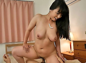 Japanese mature, Ryoko Murakami had sex, uncensored
