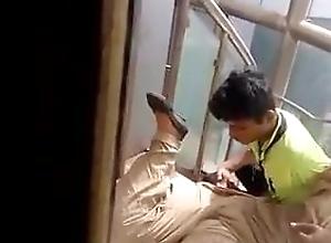 Desi lover fingered hard in hospital