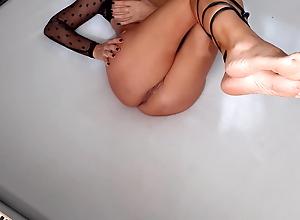 milf loves games and bondage