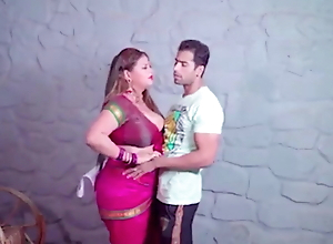 Indian sangeeta bhabhi has sex with young boy