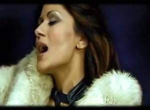 Serbian fucking singer MINA