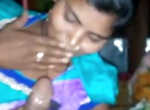 Desi village wife gives good morning blowjob – Hindi audio