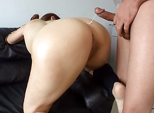 4K - Stepmom Gives Tight Pussy to Her Son