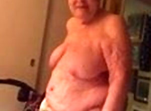 91 year old coming to bed