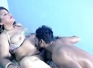 INDIAN MATURE LADY ENJOYS A HARD FUCK