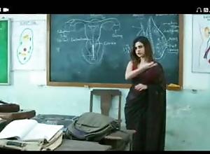 Teacher Ki Chudai in class room