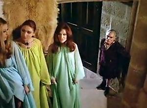 Morgane et ses nymphes (1971) Michele Perello