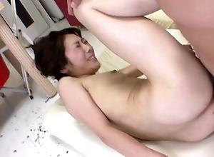 Hairy Japanese GrandMa - (Episode #05)
