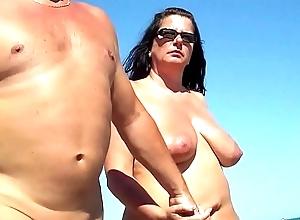 Shallow bawdy cleft nudist milfs voyeur membrane