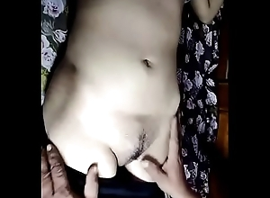 Desi pregrant bhabhi less scalding circulate screwed unconnected with girlfriend
