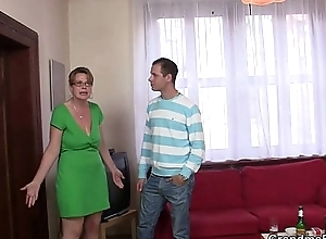 Besotted room-mate gives freak together with acquires assfucked
