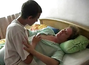 Ludmila sex-mad granny