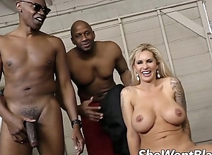 Obese titty milf twin take control of at the end of one's tether deathly weenies