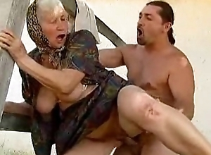 Granny intercourse