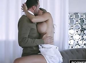 Pornfidelity brandi honour fulfills their way taboo craving